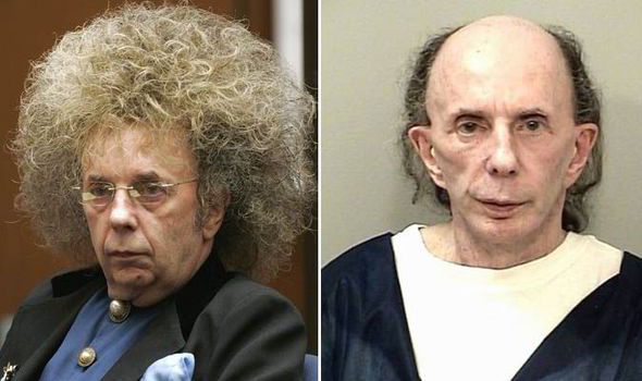 Phil-Spector-mug-shots-show-him-frail-and-www.express.co.uk